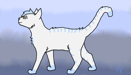 Alexya +Art Trade+ by Warrior-Cats-Girl14