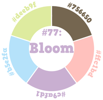 April Challenge #77: Bloom by Treyb0