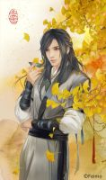Autumn Leaves by feimo