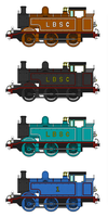 Thomas' Liveries by The-ARC-Minister