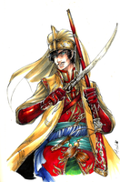 Janissary by YunaXD