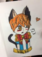 Baby Kai (from aphmau) by StarZCandy03