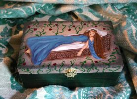 Sleeping Beauty Box by Sidhe-Etain
