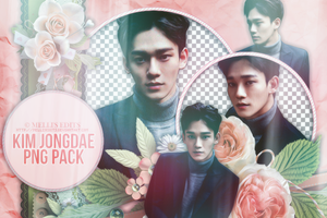 [PNG PACK #4] EXO CHEN - MELLI'S EDITS by MellisEdits