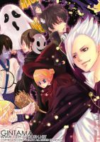 gintama halloween by shirleyfoxcc
