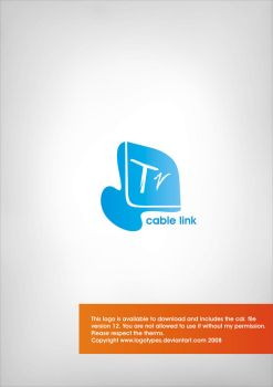 cable link by logotypes