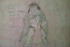 Goliath And Elisa 16 by SailorMoonFanGirl