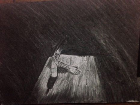 Nothing but a horrible depressive artwork. by Yuork