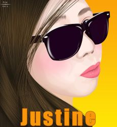 Justine by Mustang47