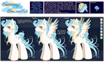 [Design] MLP Adopt - Sunny Swells [Sold] by Solar-Paragon