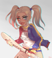harley by peachgelic