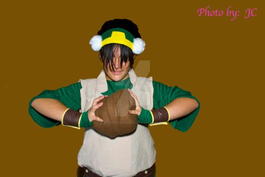 Toph Bei Fong by MyCosPlayPhotos