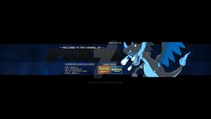 JpwnzHD Youtube Banner by Officiallec