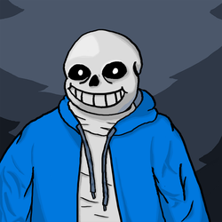 Sans Portrait by TechnoColt