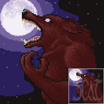 Vincent Taylor Werewolf Port by AnScathMarcach