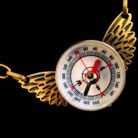 Adventurer's Flying Compass by SteamSociety