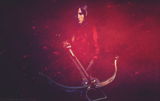 Resident Evil Ada Wong Wallpaper by JAYOR