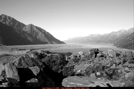 Mount-Cook LC2005 by lynVconary