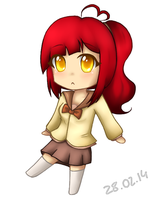Elodie New Design by Kur0pi
