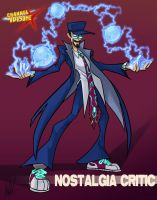 CAX - Nostalgia Critic by AndrewDickman