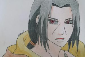 Itachi Uchiha by Anime-With-Jackson
