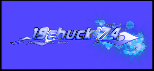 19chucki74  Placard by TheRedCrown