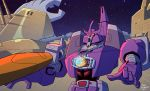 TFA - You Underestimate Me Galvatron by DarioCld