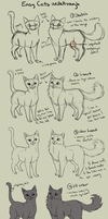 Easy Cat Walkthrough by AnnMY