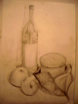 Still Life 04 by my-beret-is-red
