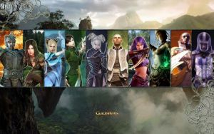 Guild Wars by Ayaki-hime