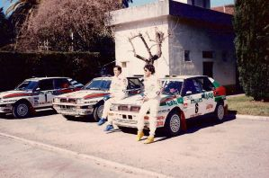 1989, Alex Fiorio, Lancia, Rally Portugal, Tomar by F1PAM