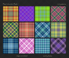 Plaid 256x256 - Pack 1 by Sedma