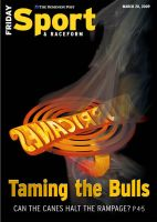 Taming the Bulls2 by space-for-thought