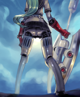 Labrys #2 by cutesexyrobutts