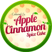 Apple and Cinnamon Spice Cake by Echilon