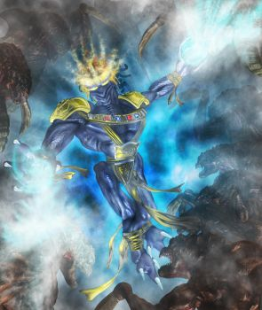 Protoss Dominace by CGZool