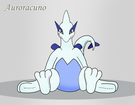 Lugia Plushie wants YOU [Story included] by Auroracuno