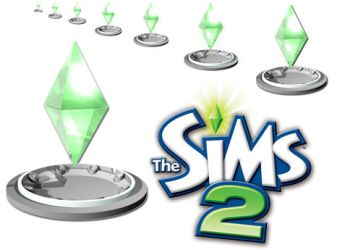 The Sims 2 3D Icon by rayan