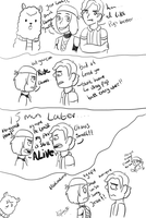 Petra And Jesse Argument (season 2) by Michioreo123