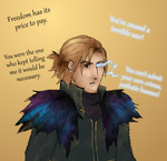 Thedastober Day 9 - Human by Yce9Phire