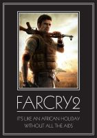 FARCRY2 - MOTIVATIONAL by SouthernDesigner