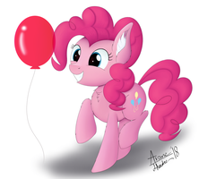 Balloon Chase by Arcane-Thunder