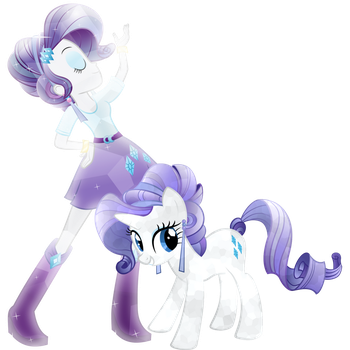 Crystal Rarity by WhyNotScenery