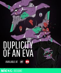 Duplicity of an Eva by Nickovatus