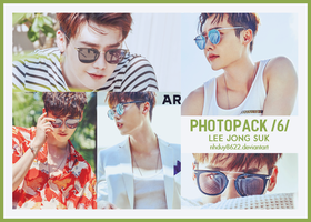 06082016 PHOTOPACK /6/ Lee Jong Suk by nhduy8622