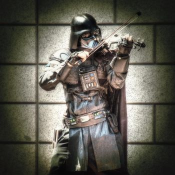 Hard Times Vader by pfister