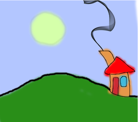 House on the Hill by Bear7101