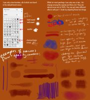 a quick brush use guide by saramondo