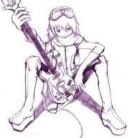 FLCL by after-you-fall