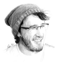 Beanieplier (Markiplier) by Shuploc